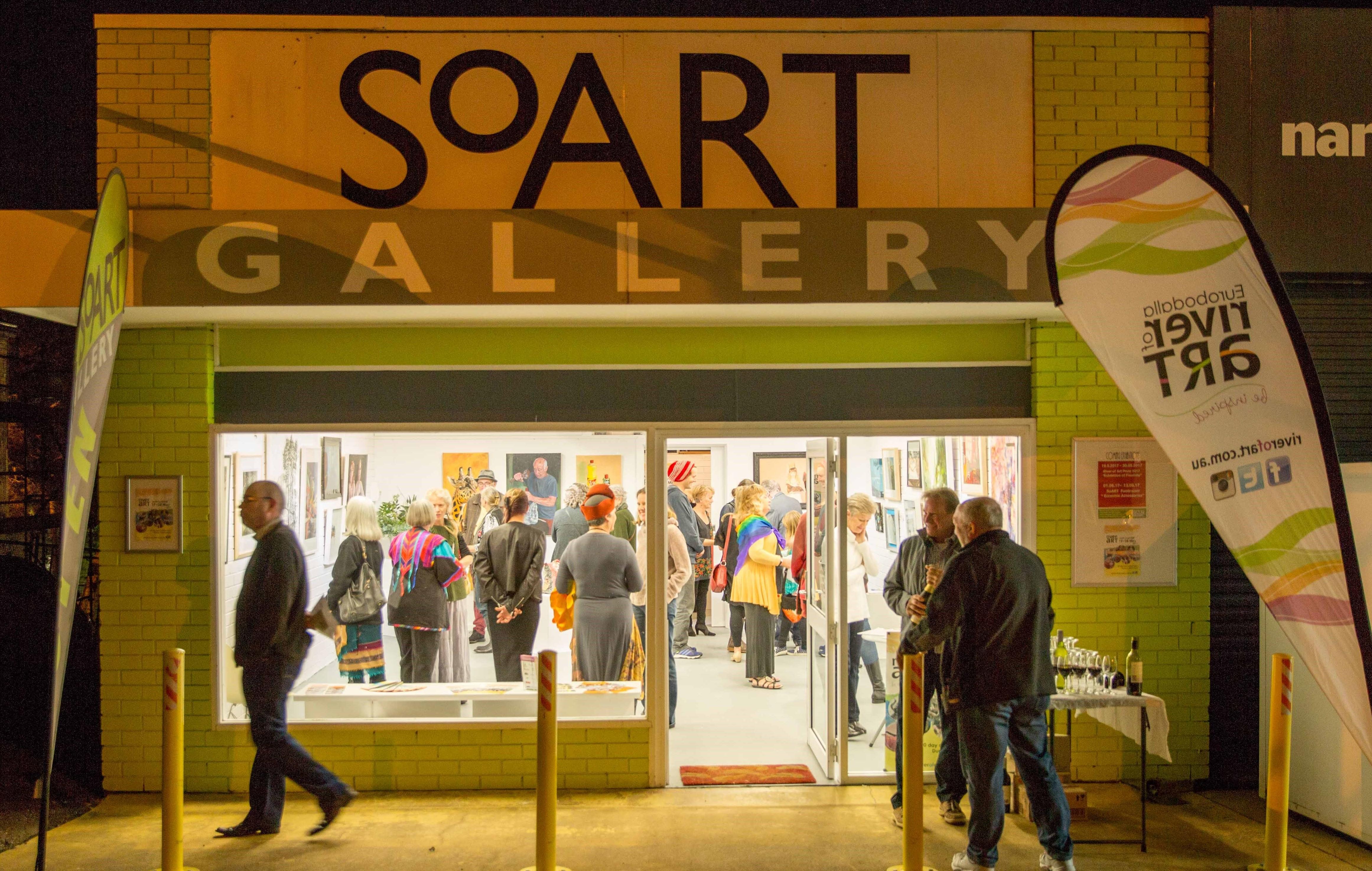 SoArt Gallery Narooma