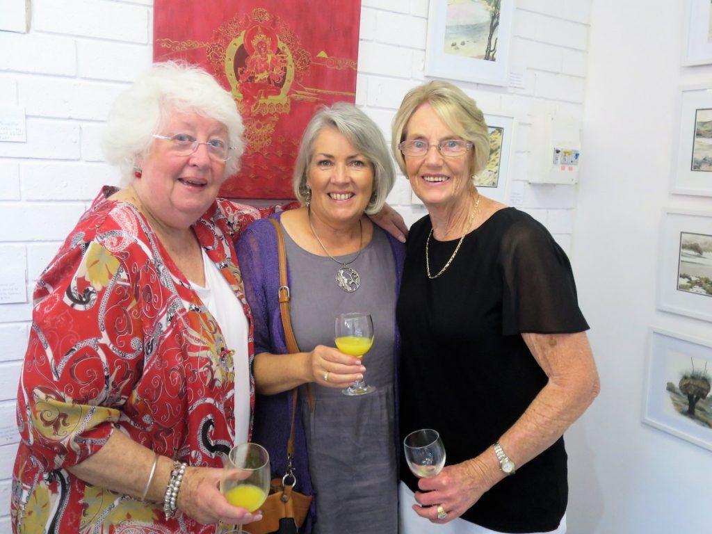 SoART Art 4 Arts - 3 Felicity Townend, Heather Blessington, Jenny Mathie