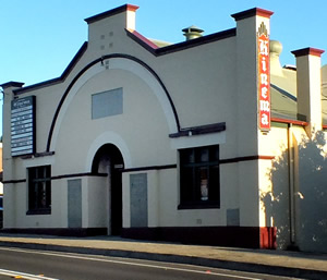 The Kinema occupies the heritage-listed School of Arts Hall